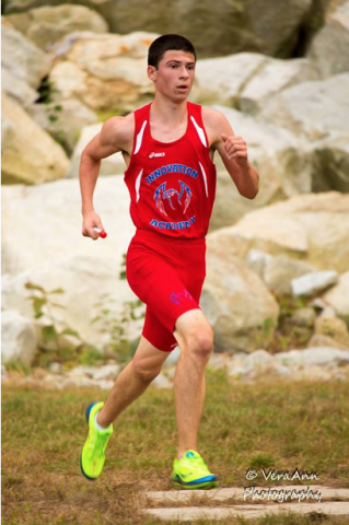 Boys Cross Country Team: Strong Contenders for States