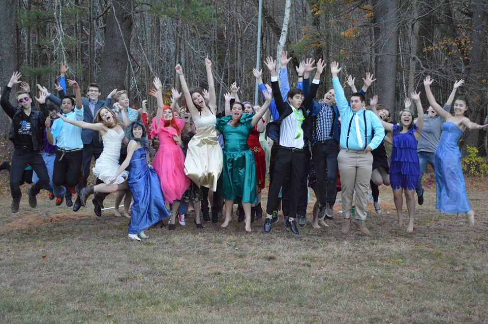IACS drama cuts Footloose!