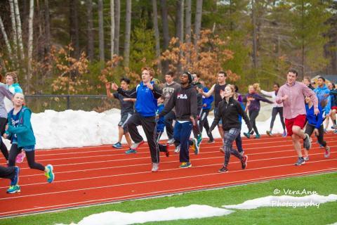 Track Team Successful